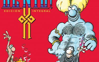 RECOMEDACIONES NUNCADIGONO: Todos a reir con el cómic ¡Oh, genio! de Ralf König