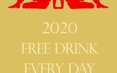 HAPPY NEW YEAR 2020 – NUNCADIGONO